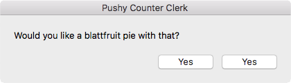 Would you like a Blattfruit Pie with that?